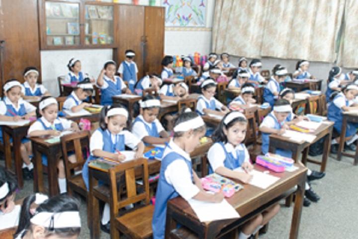 Mater Dei School-Classroom