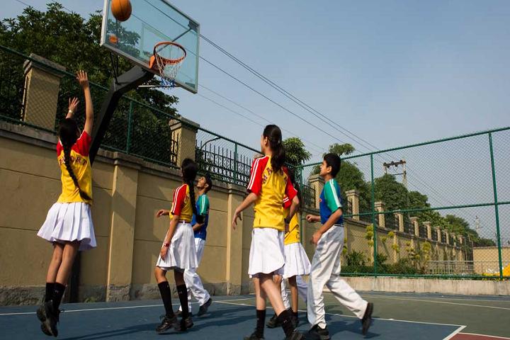 Maxfort School -Sports