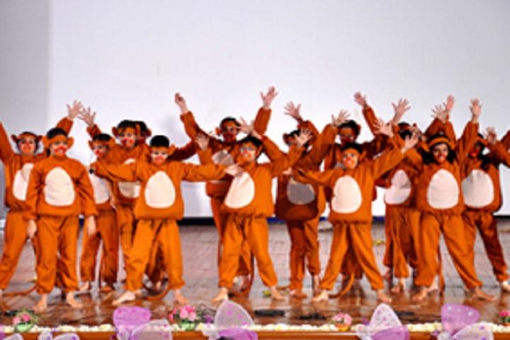 Maxfort School-Others programme