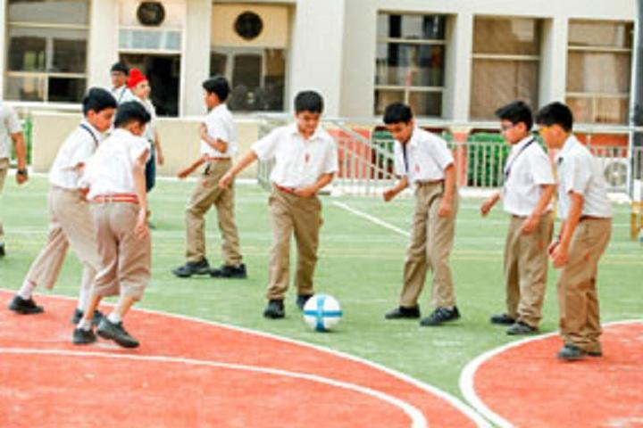 Maxfort School-Sports