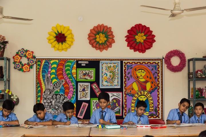 MBS International School-Art and Crat