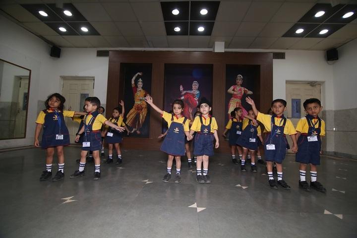 MBS International School-Dance Room
