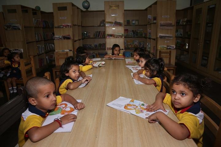 MBS International School-Library