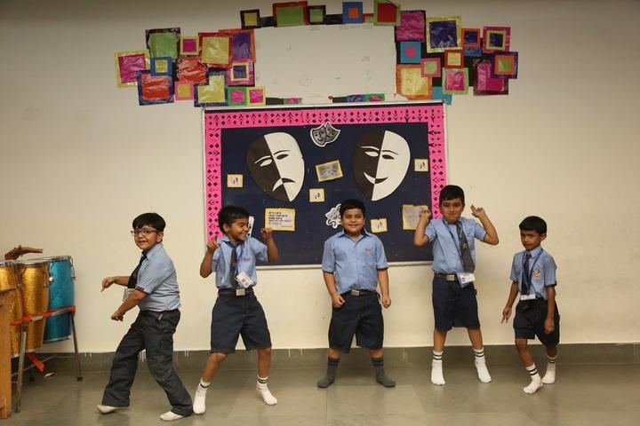 MBS International School-Theater Room