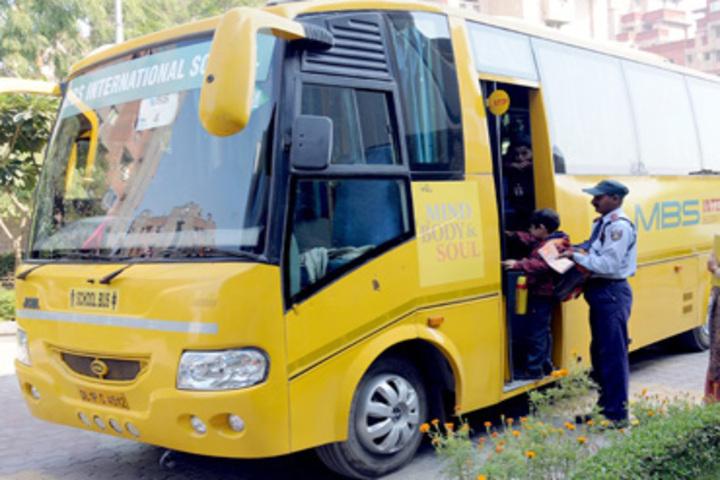MBS International School-Transport
