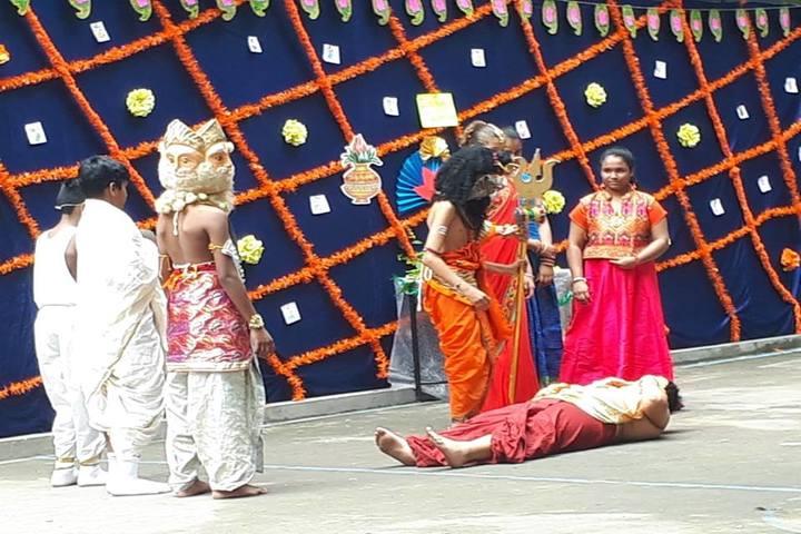 Sunflower School-Ganesh Chathrdhi Celebrations