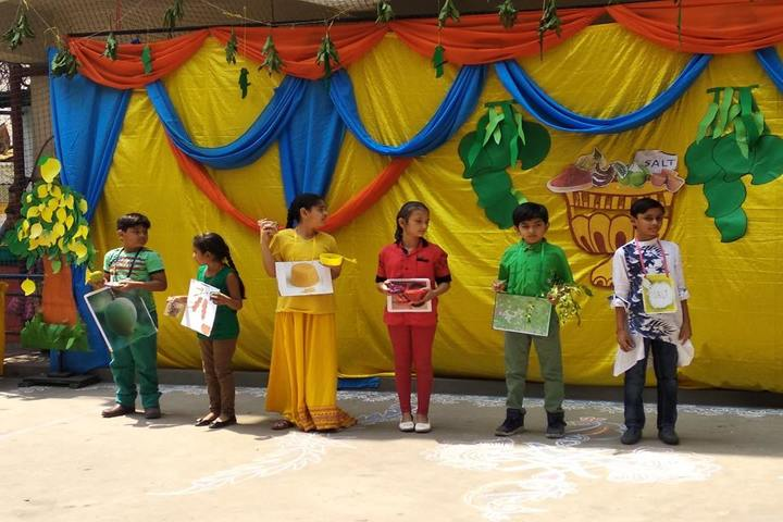 Sunflower School-Ugadi Celebrations