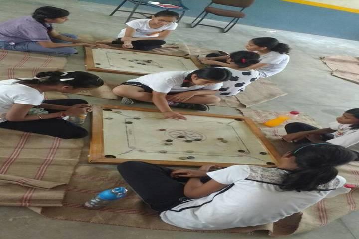 MHDC Saraswati Bal Mandir-Indoor Games
