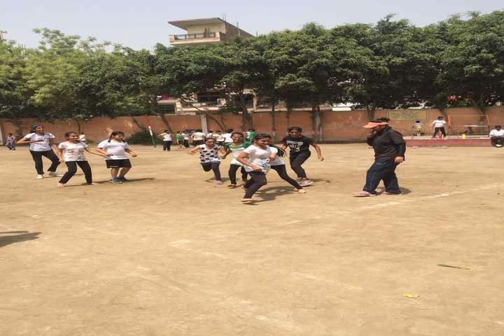 MHDC Saraswati Bal Mandir-Play Ground