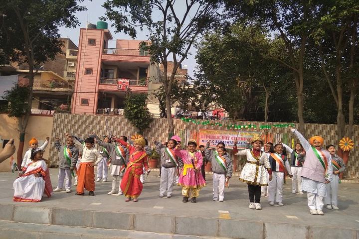 MHDC Saraswati Bal Mandir-Republic Day Celebration