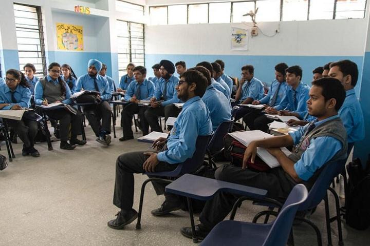 Mira Model Senior Secondary School- Class Room
