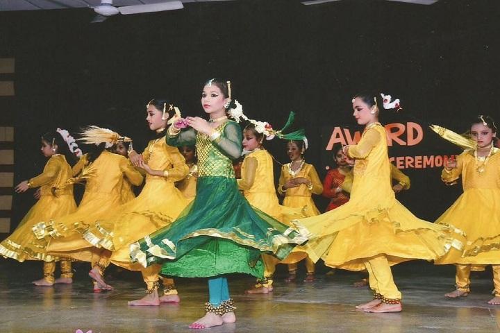 Mira Model Senior Secondary School- Cultural Program