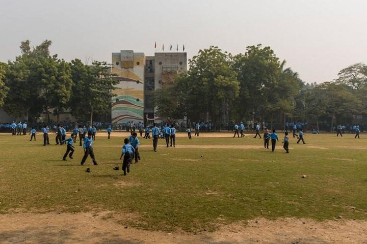 Mira Model Senior Secondary School- Play Area