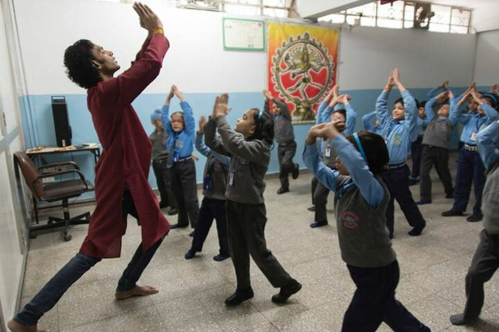 Mira Model Senior Secondary School-Dance Room