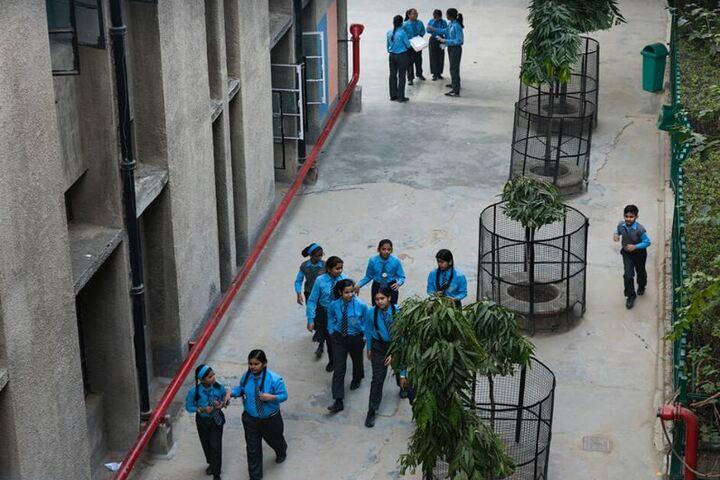 Mira Model Senior Secondary School-School View
