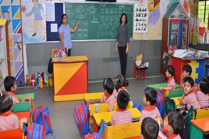 Modern Convent School-Kids Classroom