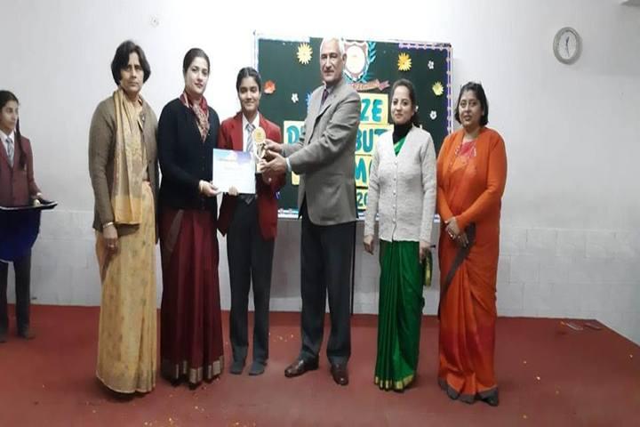 Modern Convent School-Prize Distribution