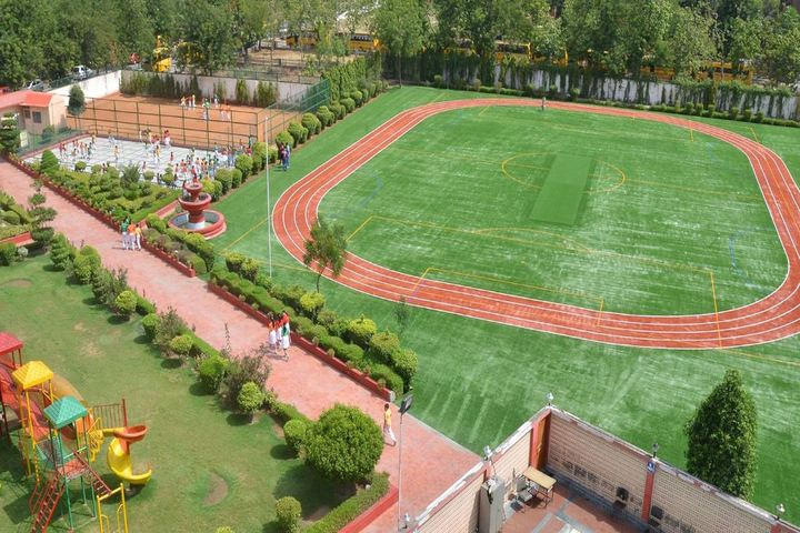Modern Convent School-School Play Area