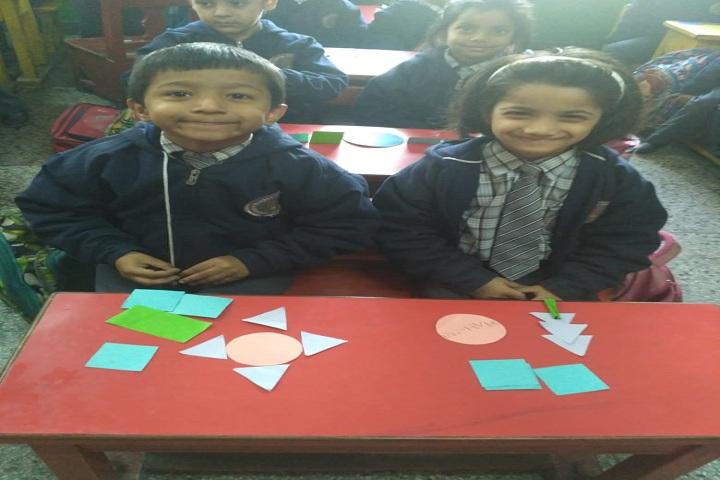 Modern Era School - Activity