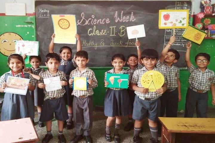 Modern Era School-Science Week