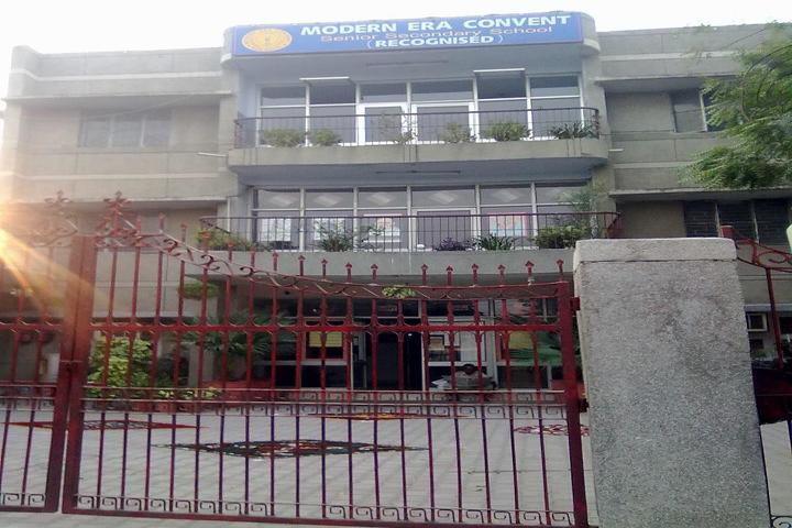 Modern Era Convent-School Building