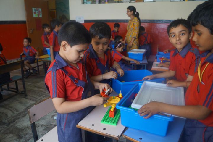 Modern International School-Activity