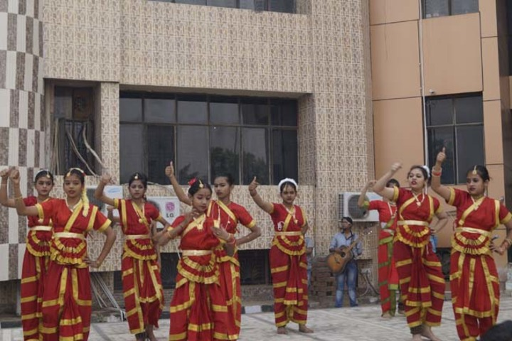 Modern International School-Cultural Program