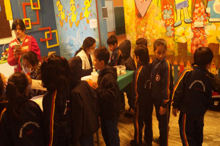 Modern International School-Health and Medical Check Up