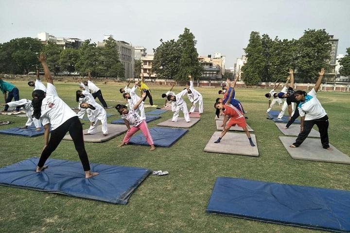 Modern Public School-Yoga