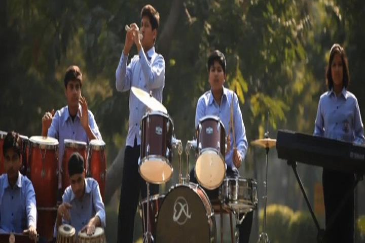 Modern Public School-Music