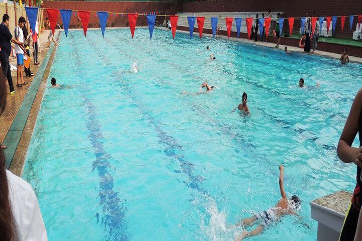 Modern School-Swimming Pool