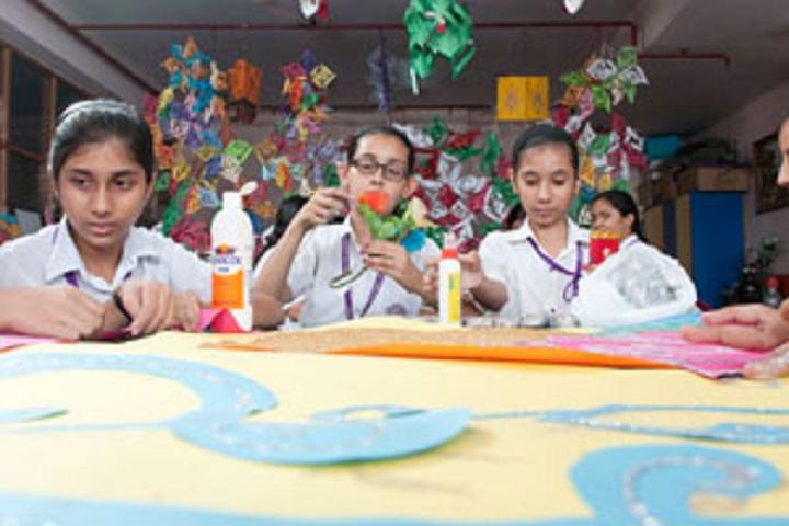 Mother MaryS School-Activity Room