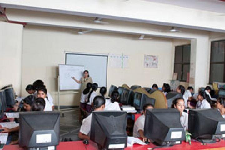 Mother MaryS School-Computer Lab