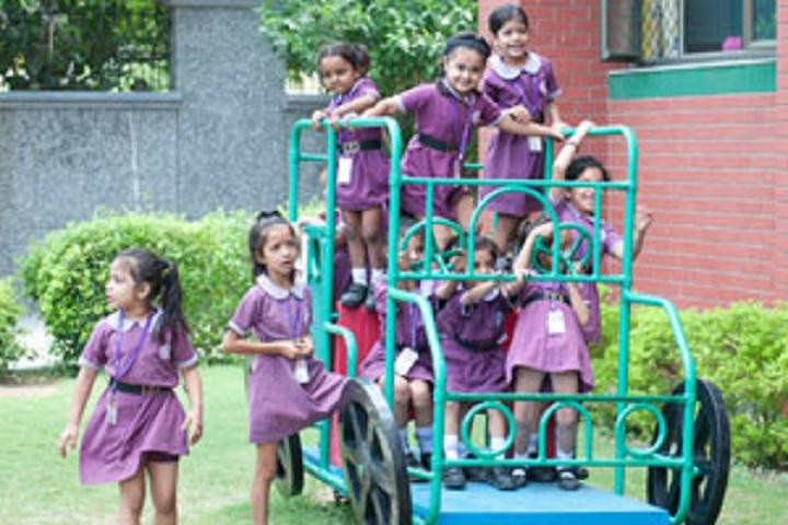 Mother MaryS School-Kids Play Area