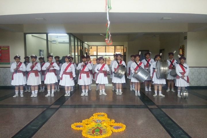 Mother MaryS School-Event