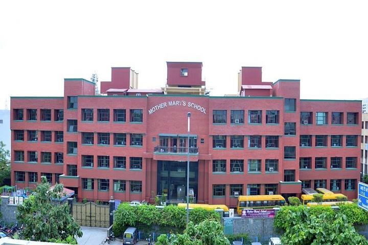 Mother MaryS School-School Building