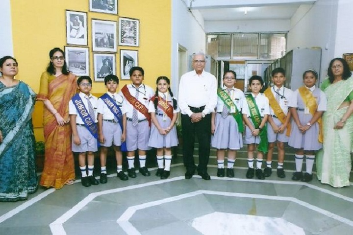 MotherS Global School-Investiture Ceremony