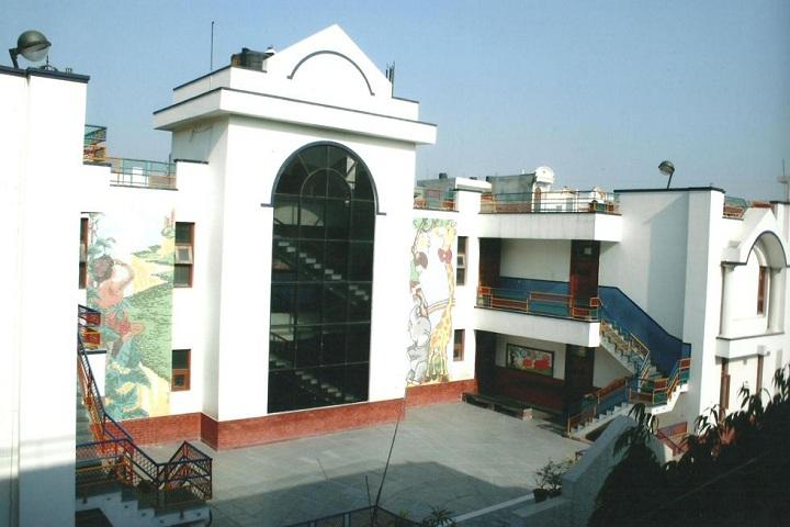 MotherS Global School-Junior Building