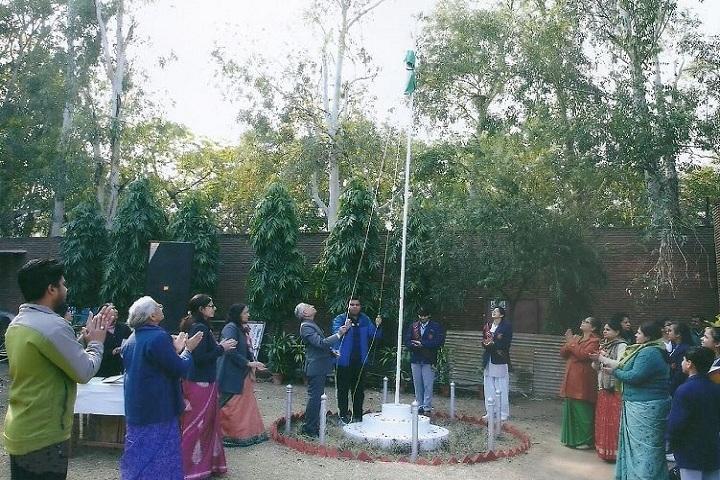 MotherS Global School-Republic day