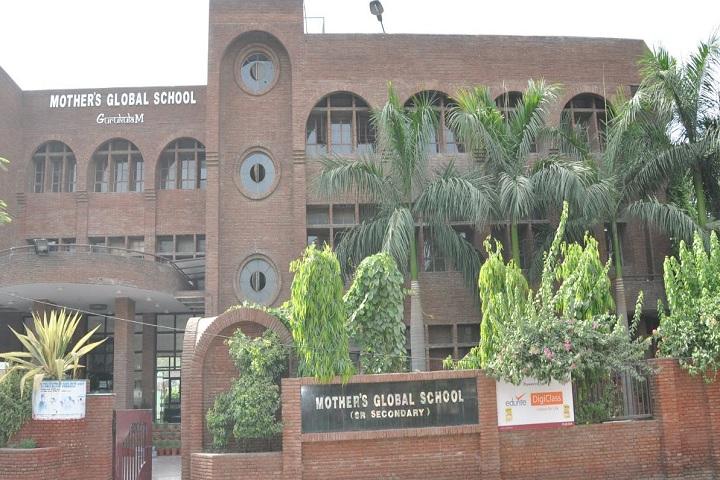 MotherS Global School-Senior Building