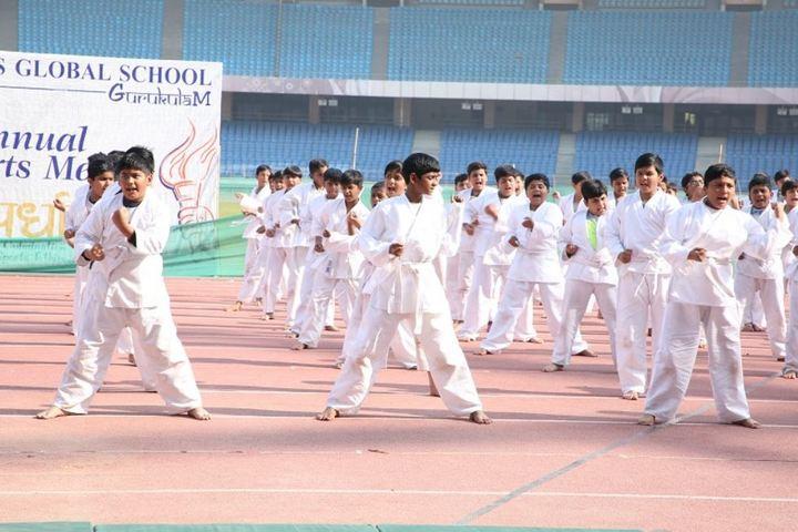MotherS Global School-Karate