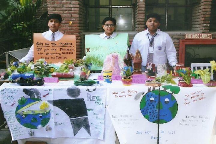 MotherS Global School-Science Fair