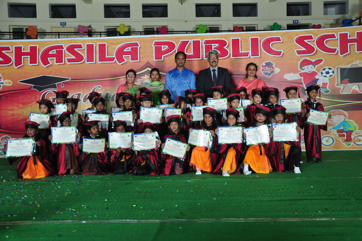 Takshasila Public School-Graduation Day Celebrations
