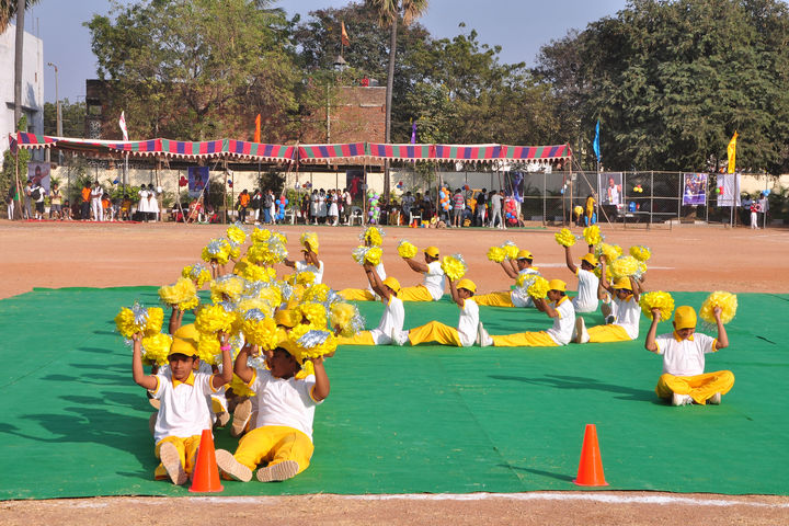 Takshasila Public School-Sports Day Celebrations