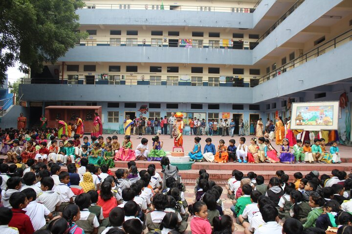 Takshasila Public School-Festival Celebration
