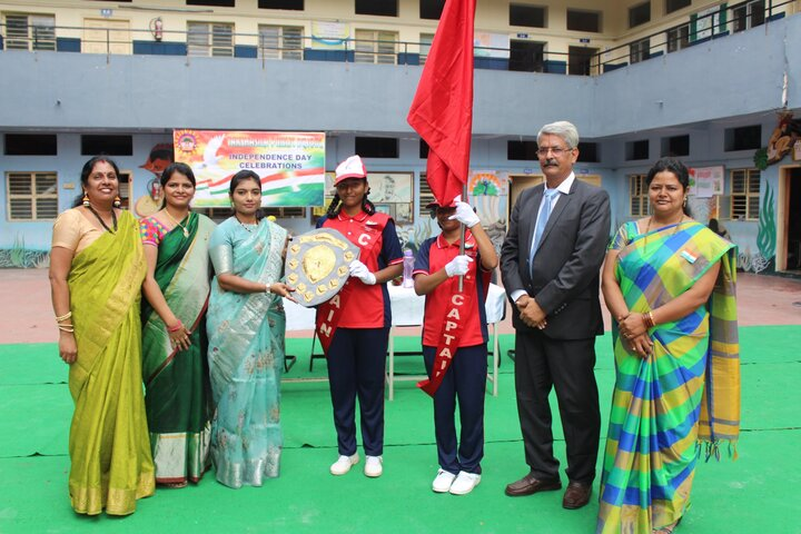 Takshasila Public School-Prize Distribution