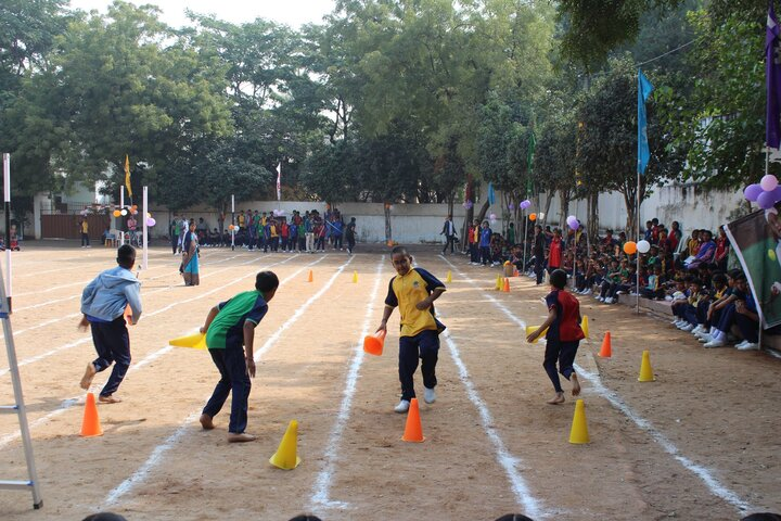 Takshasila Public School-Sports Day
