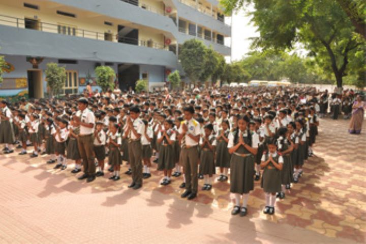 Takshasila Public School-Assembly