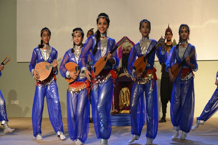 Mount Carmel School-Cultural Program