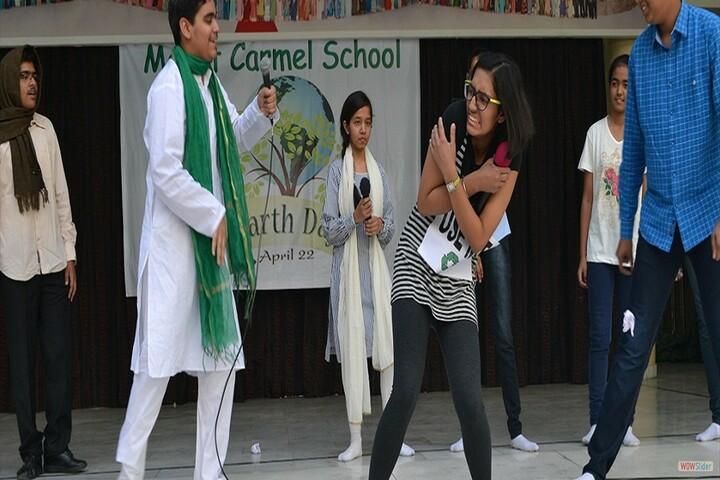 Mount Carmel School-Earth Day Celebration